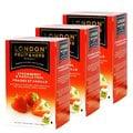 【London Fruit & Herb】英國芙賀茶x3件組-草莓香草(2g*20入/盒)