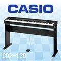 ★CASIO★ CDP-130 88鍵簡約風格數位鋼琴