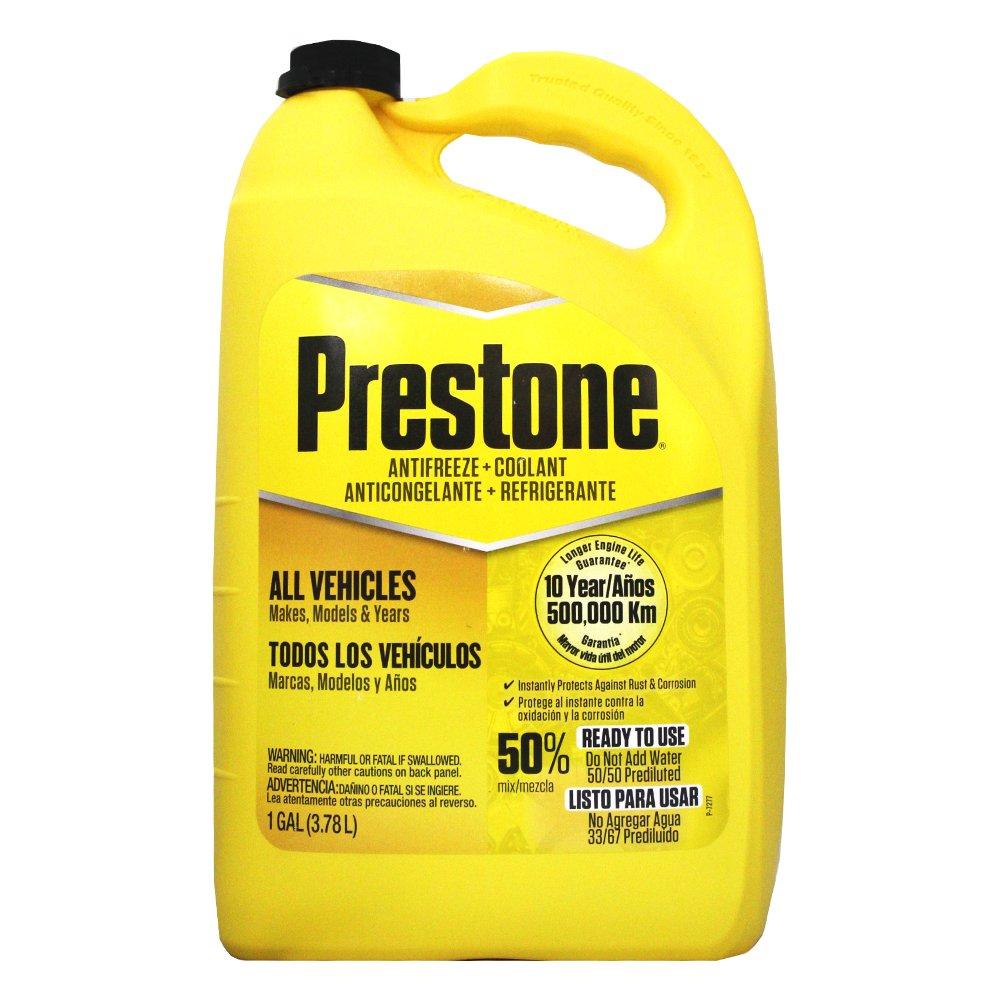 【愛油購機油 On-line】Prestone AF-2100 百適通 長效型 50%水箱精 冷卻液