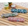 Bigeasy☆ 幕敏家族 嚕嚕米 布面餐具收納盒 文具筆盒-三款日本進口