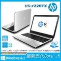 【2015最新五代超值機】HP 15-r220TX 15.6吋 筆電 Core i5-5200U/GT820獨顯/500G硬碟/Windows 8.1/一年全球保固