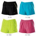 Mizuno~女 慢跑 路跑 健身 韻律 抗UV 短褲(J2TB5254)