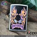 【詮國】Zippo 美系經典打火機 - Harley Davidson 哈雷 - 骷髏騎士彩印款 / NO.24506 / ZP063
