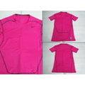 新莊新太陽 NIKE PRO COMBAT CORE 2.0 449792-602 短袖 緊身衣 桃紅色 特780/件