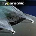 Hypersonic 車用噴水器 雨刷噴水頭 霧狀噴水 噴霧器 扇形霧狀 汽車雨刷噴水廣角 汽車清潔 擋風玻璃 洗窗 HP6403