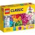 LEGO 樂高 CLASSIC系列 創意補充 LEGO 10694 樂高創意桶亮彩版303 PCS
