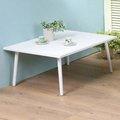 《Homelike》東京和室桌-仿馬鞍皮 NB桌 茶几 寫字桌 工作桌 書桌 (二色任選)