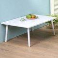 《Homelike》東京和室桌-經典PVC NB桌 茶几 寫字桌 工作桌 書桌 (二色任選)