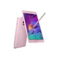 攜碼 台灣之星 4G 1399(30個月專案) 三星 Samsung Galaxy Note 4 N910U 32G 4G全頻智慧手機-粉色 =6期零利率=