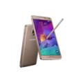 攜碼 亞太電信 4G 698(30個月專案) Samsung Galaxy Note 4 N910U 32G 4G全頻智慧手機-金色 =6期零利率=