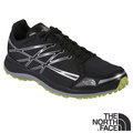 The North Face 男 Ultra 越野跑鞋 黑/日光黃 CKM3 短筒健行鞋 低筒登山鞋 慢跑鞋 走路鞋