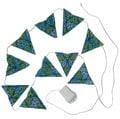 【鄉野情戶外用品店】Coleman  美國 LED三角串燈/露營三角旗 帳篷燈 裝飾燈/CM-22287M000