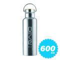 【小崴Life】Driver PLUS版-長效真空運動水瓶 600cc (不銹鋼原色) 保溫杯/保溫瓶