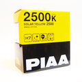 日本 PIAA H7 2500k SOLAR YELLOW 雨霧雪汽車黃金燈泡