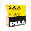 日本 PIAA H1 SOLAR YELLOW 2500k 雨霧雪黃金汽車燈泡
