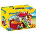 德國Playmobil摩比(6765) 123系列諾亞方舟