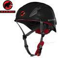 【瑞士 MAMMUT 長毛象】新款 Skywalker 2 Helmet 安全頭盔.岩盔.攀岩頭盔.安全帽.登山帽/EPS內部吸震.登山.攀岩/00050-0001 黑