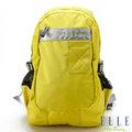 Backbager 背包族【ELLE Active】First Light 曙光系列-後背包/背包/外出包-小-檸檬黃色 E7116004YLF