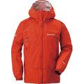 [ Mont-Bell ] 雨衣/健行/背包客/風雨衣/防水透氣外套/Gore-tex三層布 1128340 Rain Dancer 男橘