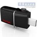 SanDisk Ultra Dual USB Drive 3.0 64GB USB 3.0 OTG 雙用隨身碟 (公司貨, SDDD2-064G ) 支援 Android 手機 / 平板電腦