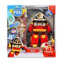 恰得玩具 10吋變形羅伊 /ROBOCAR POLI/波力 /救援小英雄/變形RB83284