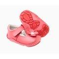 【HELLA 媽咪寶貝】美國 Rileyroos 手工真皮無毒學步鞋/童鞋/寶寶鞋/嬰兒鞋 加布里亞 玫瑰粉