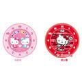 Hello Kitty 四款小掛鐘 小立鐘 時鐘 台灣製造