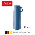 【德國Helios】等一個人咖啡保溫瓶,藍色保溫瓶(0.5L)5442005(象印 虎牌 膳魔師 EMSA Thermos 可參考)
