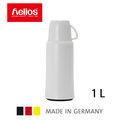 【德國Helios】等一個人咖啡保溫瓶,白色保溫瓶(1L)5444001(象印 虎牌 膳魔師 EMSA Thermos 可參考)