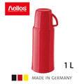 【德國Helios】等一個人咖啡保溫瓶,紅色保溫瓶(1L)5444011(象印 虎牌 膳魔師 EMSA Thermos 可參考)