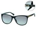 【文雄眼鏡】COACH 精品細框太陽眼鏡(質感黑 # 8117F-500211)★全館免運費★