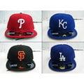 新莊新太陽 MLB 美國職棒 大聯盟 NEW ERA 5711346 費城人 皇家 巨人 道奇 4隊 選手 球員帽 特1200