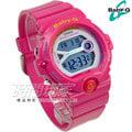 Baby-G CASIO 卡西歐 BG-6903-4BDR 卡西歐 BG-6903-4B運動女孩潮流錶 女錶 桃紅