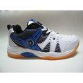 PROMARKS 寶瑪士男款專業羽球鞋 3520白/藍 特價出清