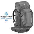 【美國 Eagle Creek】Deviate Travel Pack 45+15L 健行登山背包/2in1子母組合後背包.助旅行背包 石墨灰 ECB10103013