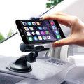日本 MIRAREED 單手操作吸盤式車用手機架汽車手機架 車用手機架 夾式儀表板中控台手機支架 導航架 PH-1507