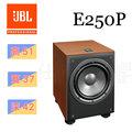 JBL 美國品牌 12吋 POLYPlas™錐盆低音喇叭 E250P (英大公司貨)