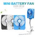 FAN 夾型風扇 鋰電池 4吋 迷你小風扇/攜帶式/充電式/夾扇/USB風扇/HTC one E9 Plus/E8/M9/M8/Max/Butteryfly 2/Coolpad 酷派大神 F1/F2