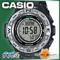 CASIO 時計屋 CASIO 登山錶 PRW-3500-1D 登山首選 太陽能 高度 氣壓 溫度 全新品 保固一年 開發票
