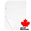加拿大 Kushies 純棉毛巾布防水小保潔墊 46 x 68 cm