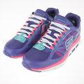 SKECHERS 跑步系列 智慧生活 健身鞋-99999871PUR
