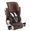 愛普力卡Aprica-AirGroov ePlus成長型輔助汽車安全座椅-頭等艙Plus(一見棕情)