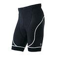 PEARL iZUMi 15年春夏款 220-3D 涼感抗UV短車褲(男款 白邊)