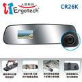 人因秘錄王 CR26K 後視鏡型 1080P 高畫質