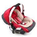 【小崴Life】Capella LAON 專用提籃汽座(紅色) ★附保暖腳套★ 汽車安全座椅