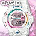 CASIO 時計屋 卡西歐手錶 BABY-G BG-6903-7C 白 60組記憶 慢跑 女錶 全新 保固 開發票