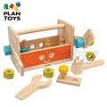 PLAN TOYS - 機器人工具箱1組