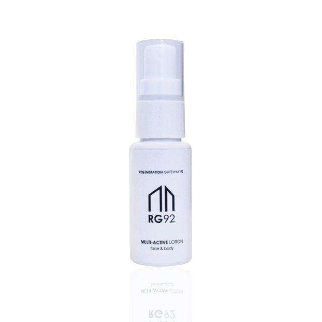 【日本原裝】RG92多元舒解液 30ml(噴霧式)∕全身肌膚舒緩保養∕無防腐劑、無酒精、無色素、無香料、無化學添加