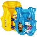 【購物百分百】MANNER 新款兒童充氣救生衣 浮力衣 海邊泳池遊泳專配 漂流學泳潛水裝備 適合3-4-5-6歲兒童
