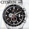 CASIO 手錶專賣店 國隆 CITIZEN星辰 AN4030-50E 三眼 計時 日期 24時制 男錶 全新品保固一年 開發票